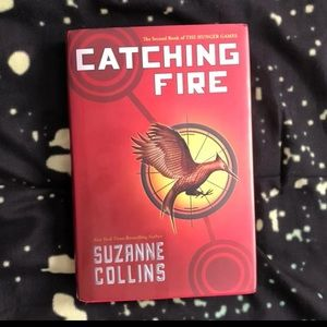 Other - Catching Fire by Suzanne Collins